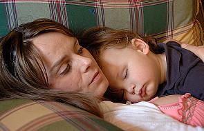 Matczyne ciepło zwalcza choroby u dzieci