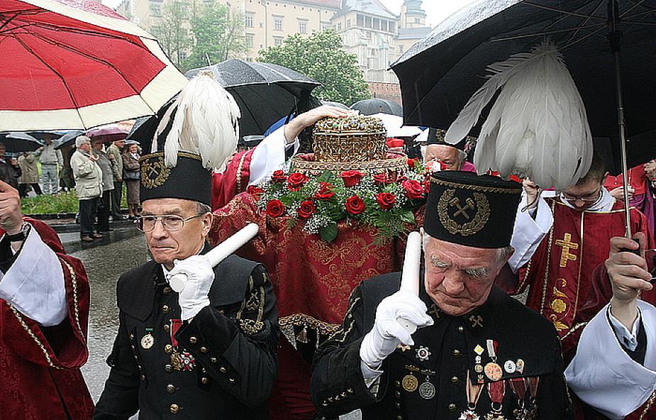 Kraków: Procesja ku czci św. Stanisława BM