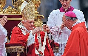 Specjalna papieska audiencja dla prymasa Belgii