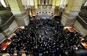 Belgia: ujęto podejrzanego o zabójstwo sędzi