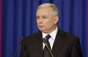 Kaczyński przerywa milczenie ws. katastrofy