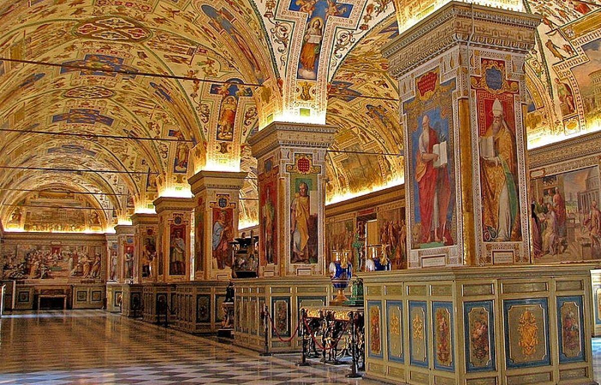 Biblioteka Watykańska dostępna dla uczonych