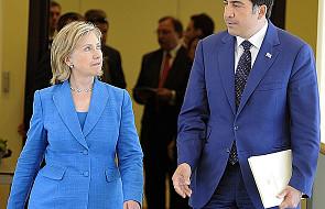 Hilary Clinton z wizytą w Gruzji i Armenii