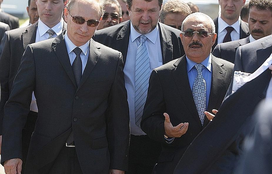 Putin: czas ekstremistów na Kaukazie mija
