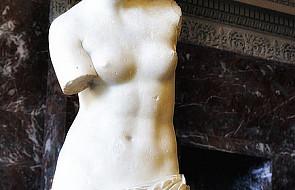 Umyta i odświeżona Wenus z Milo