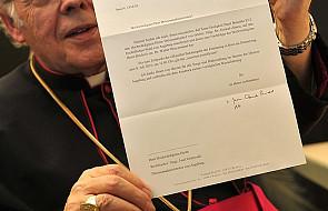 Nowi biskupi w Niemczech i Kolumbii