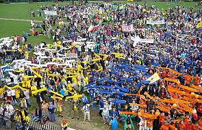 140 tys. pielgrzymów wraca z Częstochowy
