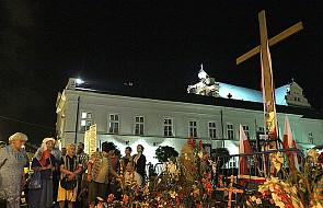 Krzyż - narzędzie przetargu polityków