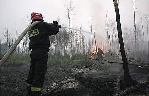 Polscy strażacy kończą misję w Rosji