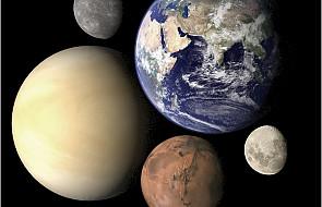 Nowy układ planetarny prawie jak Słoneczny