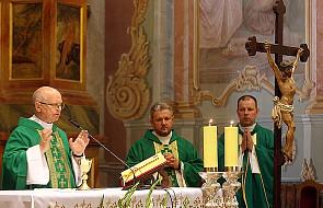 Msza w intencji rozwiązania sprawy krzyża