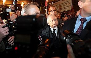 Politycy PO komentują słowa Kaczyńskiego
