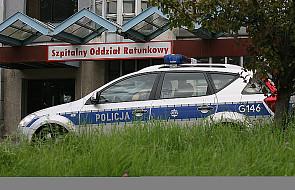 Gimnazjalistka z Krakowa trafiła do szpitala