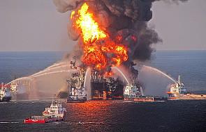 Płonie platforma w Zatoce Meksykańskiej