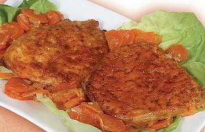 Doskonała pieczeń wieprzowa z marchewką