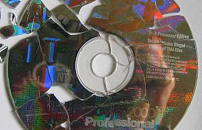 Ekspert: papier znacznie trwalszy niż płyta CD