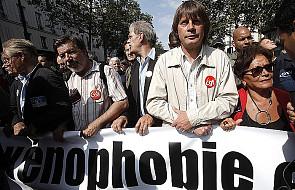 Francja: protesty przeciwko deportacji Romów