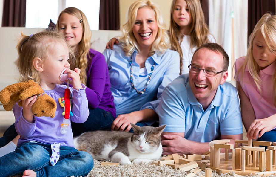 Od czego zależy szczęście rodziny?