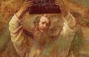 Mojżesz - wielki mąż Boży i człowiek wiary
