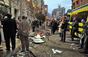 Świat potępia zamach na chrześcijan w Egipcie