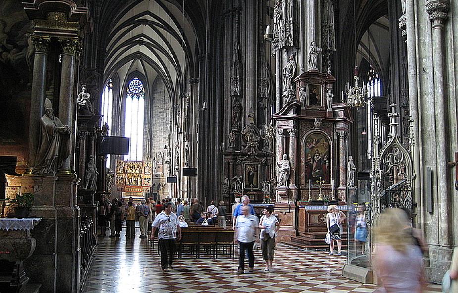 Austria: spadła liczba katolików
