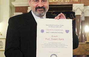 Ks. Tomáš Halík Człowiekiem Pojednania