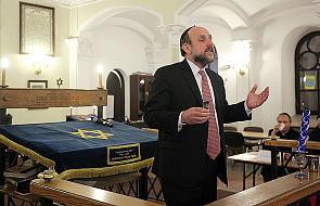 Rabin Schudrich o Dniu Judaizmu w Polsce