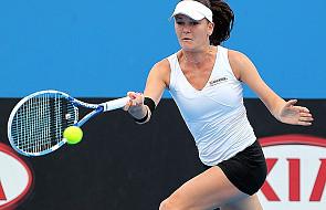 AO: Radwańska wygrała pierwszy pojedynek