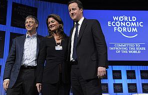 Gates przekaże 100 mln dol. na walkę z polio