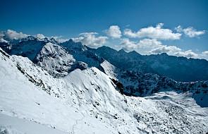 21-latek poszukiwany w Tatrach nie żyje