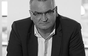 Zmarł Włodzimierz Ławniczak (zarząd TVP)