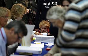 Wybory 2011 - 244 incydenty, 24 zatrzymanych