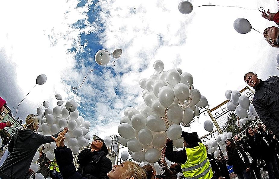 Tysiąc baloników upamiętniło utracone dzieci
