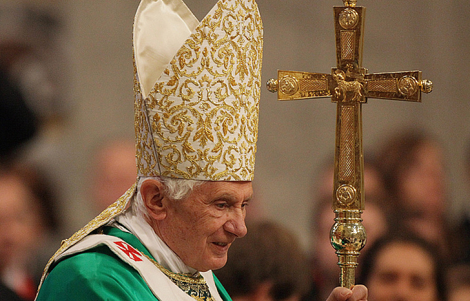 Papieska Msza z nowymi ewangelizatorami