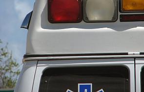 Oświęcim: ambulans w darze od rotarian