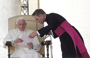 Benedykt XVI o miłości Boga do człowieka