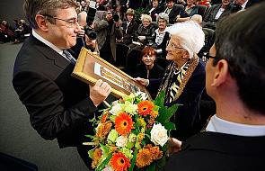 Prezydent odznaczył dr Wandę Błeńską