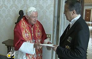 Papież przyjął nowego ambasadora Brazylii