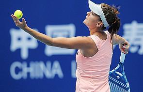 Turniej WTA w Pekinie: Radwańska w finale