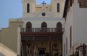 """Egipt: chrześcijanie mogą zostać """"wypędzeni"""""""