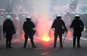 11 listopada: straty policji to ok. 250 tys. zł