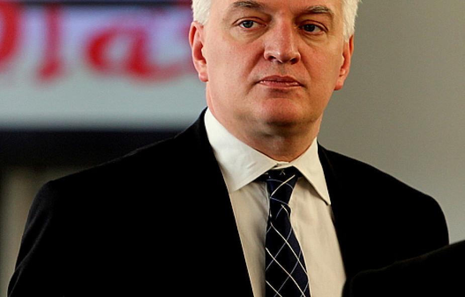Jarosław Gowin ministrem sprawiedliwości?