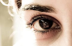 Wzrok - pierwsza forma kontaktu cielesnego