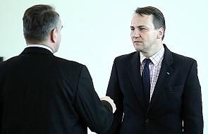Sikorski wzywa Niemcy do obrony strefy euro