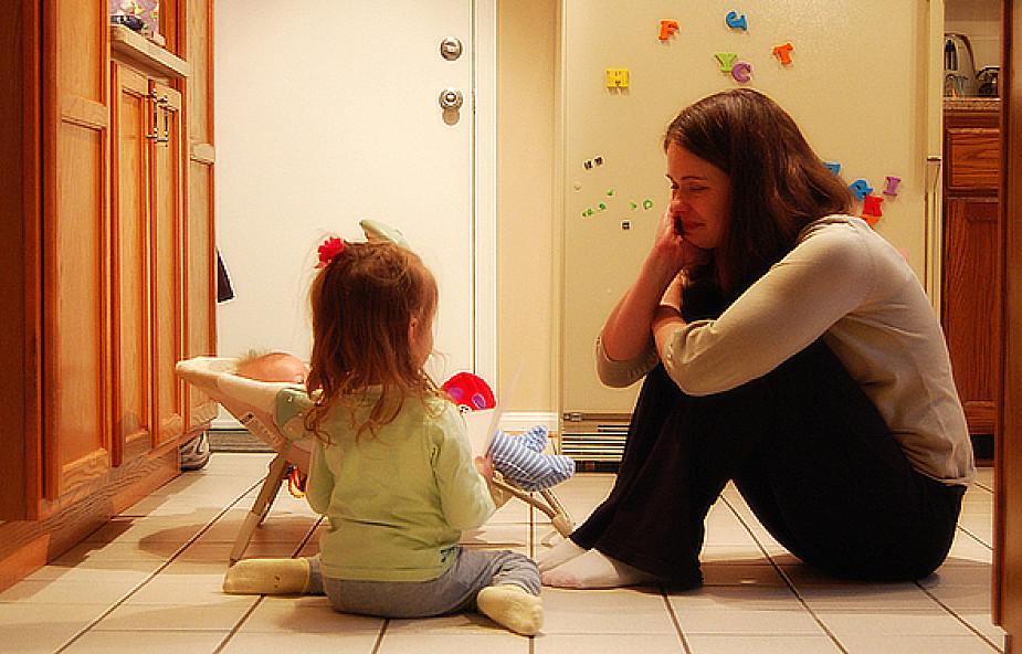Dziecko chce brać udział w dyskusjach