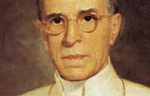 Pius XII odwiedził potajemnie rzymskie getto?