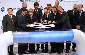 Niemcy: Gazociąg Północny oddany do użytku