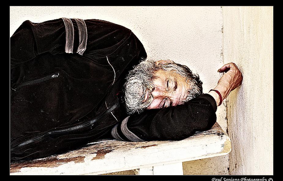 Bezdomność to nie wybór - akcja Monaru