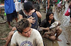 Filipiny: 521 ofiar powodzi na południu kraju