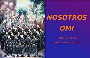 Hiszpania: beatyfikacja męczenników